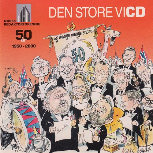 Den store viCD
