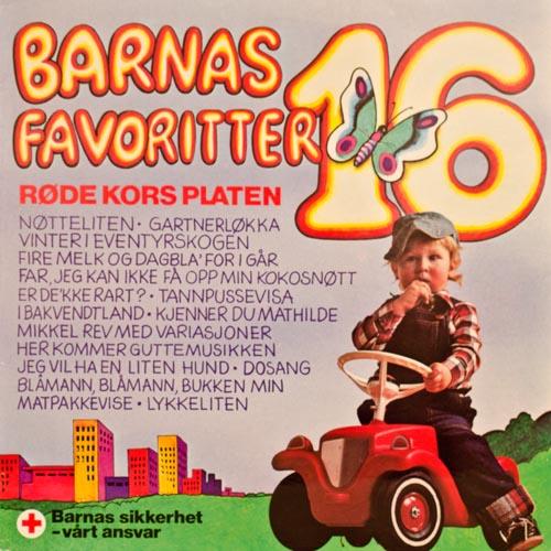 Barnas 16 favoritter