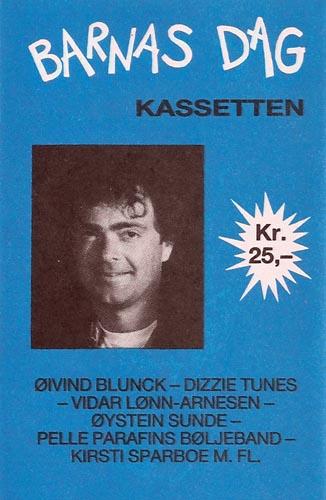 Barnas dag-kassetten 1985