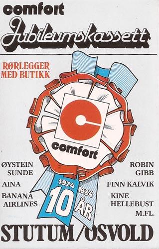 Comfort jubileumskassett