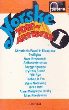 Norske toppartister 1