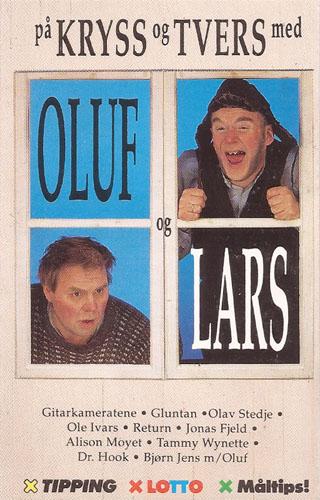 På kryss og tvers med Oluf og Lars