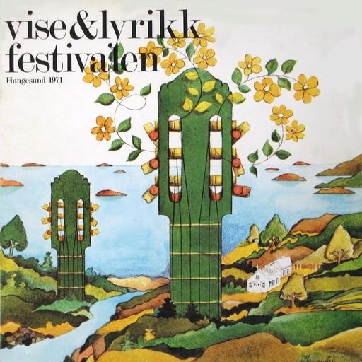 Vise & lyrikkfestivalen Haugesund 1971